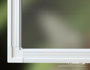 Síť do okna či dveří s límcem č.1