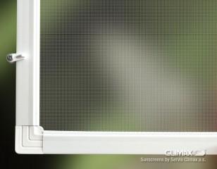 Okenní síť 25 mm proti hymzu č.1