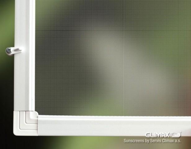 Okenní síť 25 mm proti hymzu