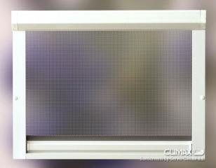Síť do oken proti hmyzu - Rolo s hákem č.1