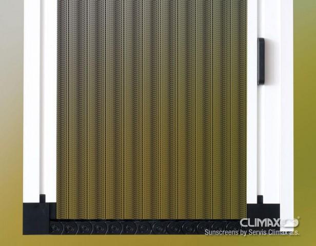 Dveřní plisé síť proti hmyzu