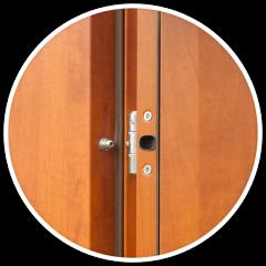Bezpečnostní dveře do bytu Premium č.3