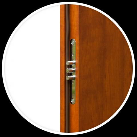 Bezpečnostní dveře do bytu Premium č.6