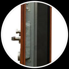 Bezpečnostní dveře do bytu Premium č.7