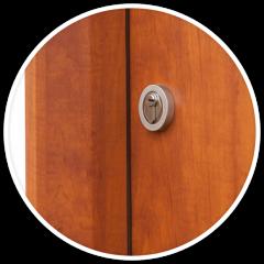 Bezpečnostní dveře do bytu Premium č.9