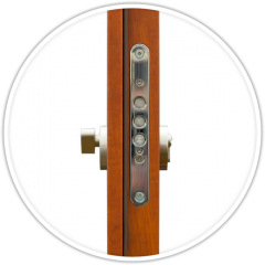 Bezpečnostní dveře do bytu Premium č.10
