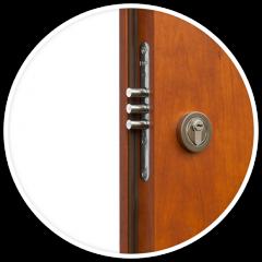 Bezpečnostní dveře do bytu Premium č.11