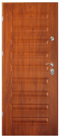 Bezpečnostní dveře do domu Premium EXT č.1