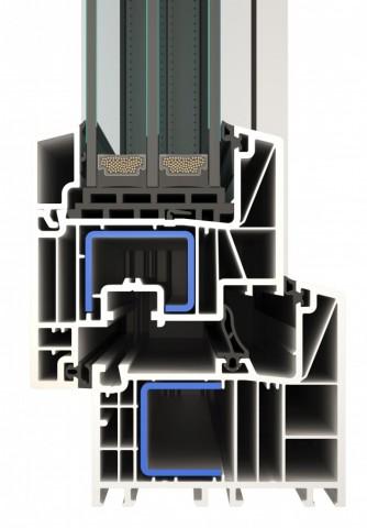 PERFEKT EVO - čelo profilu