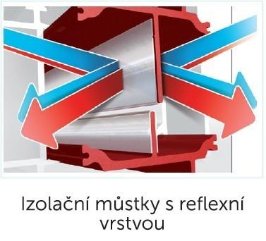 METALIC EXCLUSIVE - nadstandardní tepelná izolace č.2