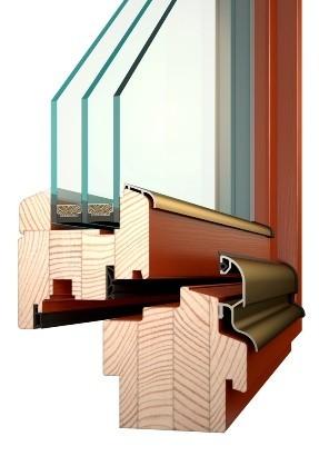 Termookna IV84 - elegantní profil s rozšířenou stavební hloubkou