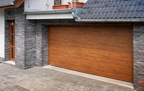 Garážová vrata Design - hladký