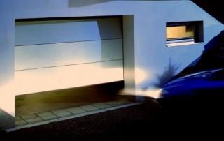 Garážová vrata Design V-Profil č.3