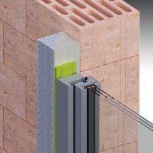 Systém 2 - Vyložení 90 mm s nosným hranolem PR007