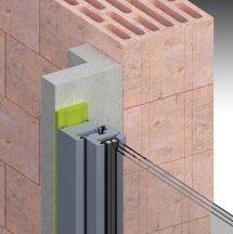 Systém 3 - Vyložení 120 - 200 mm s nosným L profilem PR010