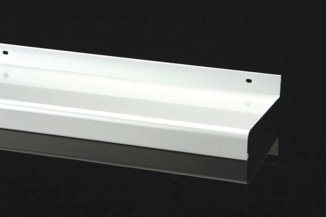 Venkovní parapety Aluminium 30mm