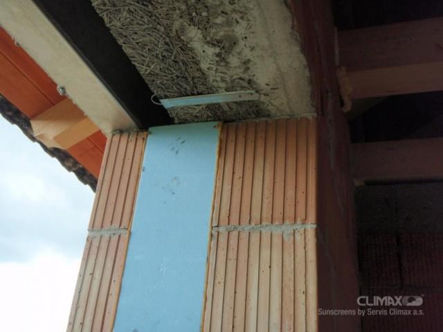 Rolety do stavebních překladů