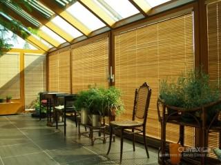 Vnitřní žaluzie Bambus 25 č.3